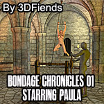 3DFiends' Bondage Chronicles 01