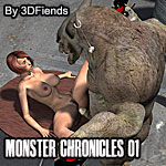 3DFiends' Monster Chronicles 01