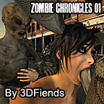 3DFiends' Zombie Chronicles 01