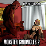 3DFiends' Monster Chronicles 02