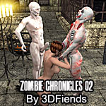 3DFiends' Zombie Chronicles 02