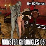 3DFiends' Monster Chronicles 05