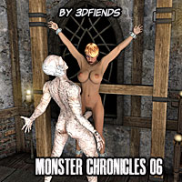 3DFiends' Monster Chronicles 06