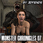 3DFiends' Monster Chronicles 07