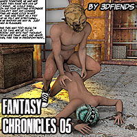 3DFiends' Fantasy Chronicle 05
