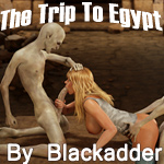Blackadder's The Trip To Egypt