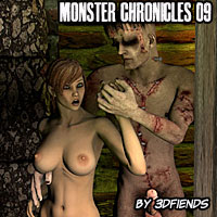 3DFiends' Monster Chronicles 09