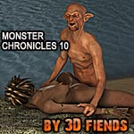 3DFiends' Monster Chronicles 10