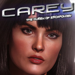 StudioAD's Perils of Carey issue #12
