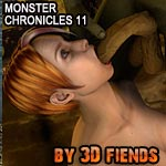 3DFiends' Monster Chronicles 11