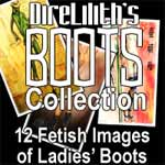 DireLilith's Boots Collection