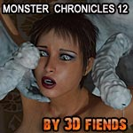 3DFiends' Monster Chronicles 12 Lelya and the Frost Giants
