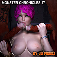 3DFiends' Monster Chronicles 17