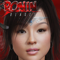 StudioAD's Ronin Blades issue #1