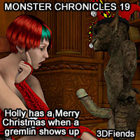 3D Fiends Monster Chronicles 19