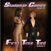 Shadoman's First Time Tied Volume 2