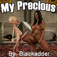 Blackadder's My Precious