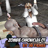 3D Fiends Zombie Chronicles 07