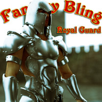 Darkseal's Fantasy Bling Royal Guard