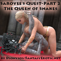 Saroyee's Quest - Part 2 - The Queen of Snakes
