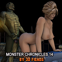 3D Fiends' Monster Chronicles 14