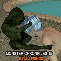 3D Fiends' Monster Chronicles 15