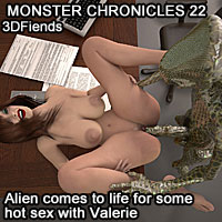 Monster Chronicles 22