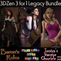3 for 1 Legacy Bundle