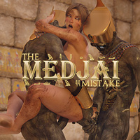 The Medjai Mistake