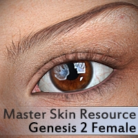 Master Skin Resource 3 - Genesis 2 Female