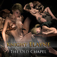 Knight Elayne - The Old Chapel Complete Bundle