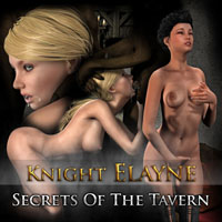 Knight Elayne - Secrets of the Tavern