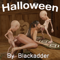 Blackadder-Porno-Comic