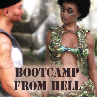 FantasyErotic's Bootcamp From Hell
