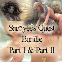Saroyee's Quest Part 1 & 2