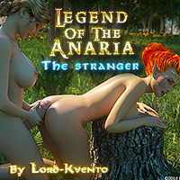 Legend Of The Anaria - The Stranger