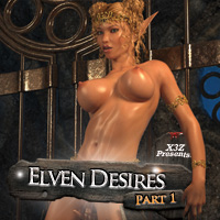 Elven Desires Part 1