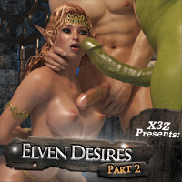 Elven Desires Part 2