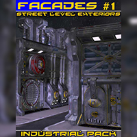 Facades Pack #1