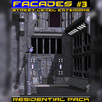 Facades Pack #3