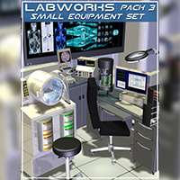 Labworks Pack 3: Small Equipment