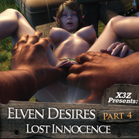 Elven Desires: Lost Innocence