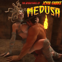 The Adventures of John Snake: Medusa