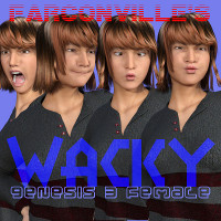 Wacky for Genesis 3 Female