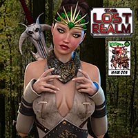 The Lost Realm - Issue 3
