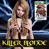 Killer Blonde Comic - Issue 5