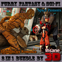Furry Fantasy and SciFi