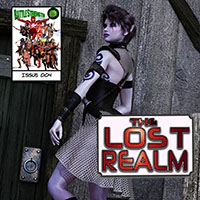 The Lost Realm - Issue 4