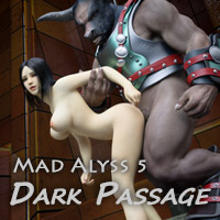 Mad Alyss 5: Dark Passage