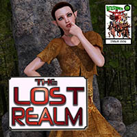 The Lost Realm - Issue 6